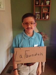 Don't love kids, but this costume is the best!