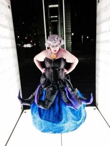 Amazing Ursula!