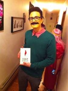 This guy is a great Ned Flanders!