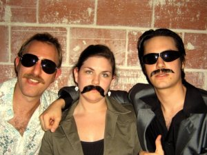 """Several years ago I did opt for """"Sexy"""" Stalin, which was homemade (except my rad 'stache) and IRONIC."""