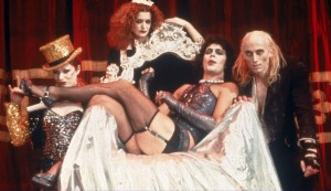 We watch The Rocky Horror Picture Show the other day! If you haven't, DO IT!