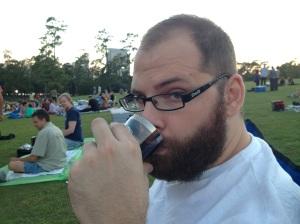 Boyfriend and I both enjoyed the wine.