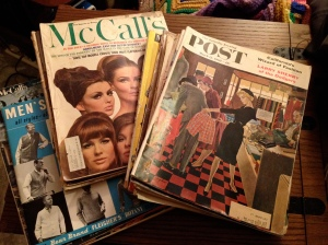 McCall's, Saturday Evening Post, Women's Day, TIME, you name it!