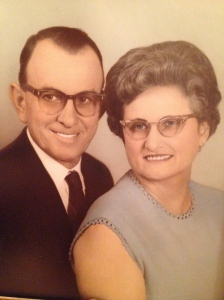 She and my grandfather, Marles, who I never got to meet.