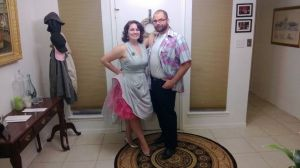Boyfriend and I went dancin'!