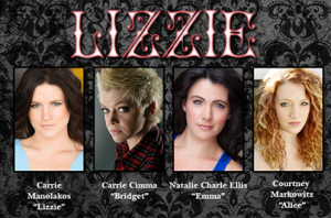 The incredible (all female) cast!