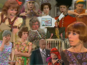 The Carol Burnett Show ran from 1967-1978, and debuted hilarious sketches, characters, and costumes!
