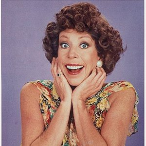 "Mama's Family became a spin-off show starring Vicki Lawrence as ""Mama,"" and Carol as the ridiculous Eunice."