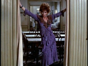 In the 1982 film version of Annie, she embodied everyone's favorite little girl-hating, bathtub gin swigging, orphanage mistress, Miss Hannigan!