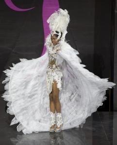 Miss Angola - Vaumara Rebelo