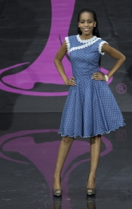 Miss Botswana - Tsaone Macheng