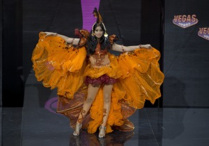 Miss Guyana - Katherina Roshana
