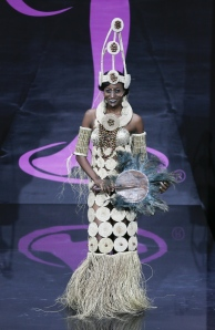 Miss Nigeria - Stephanie Okwu