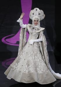 Miss Russia - Elmira Abdrazakova