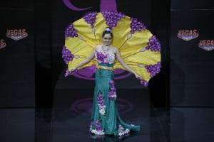 Miss Singapore - Shi Lim