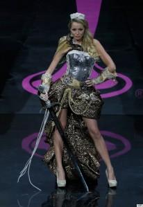 Miss Sweden - Alexandra Friberg