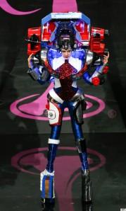 Miss Hyper-Patriotic Automaton - Erin Brady (U-S-A!)