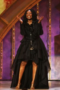 62nd Annual Tony Awards in 2008, looking damn hot.