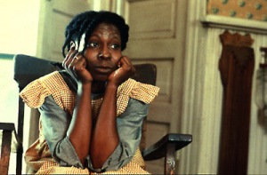 """Her quiet beauty and desperation as """"nappy headed"""" Seely in The Color Purple"""" won her an Oscar nomination in 1985."""