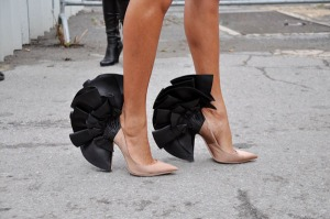 Or those CRAZY heels you never get to wear!