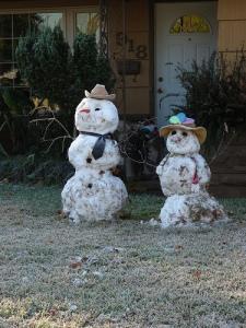 Snow/Grass People!