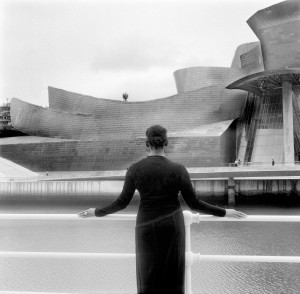 "Guggenheim Bilbao (from ""The Museum Series""), 2006–present. Digital chromogenic print. Courtesy the artist and Jack Shainman Gallery, New York"