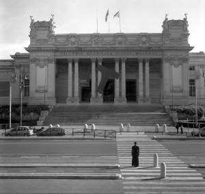 "Galleria Nazionale D'Arte Moderna (from ""The Museum Series""), 2006–present. Digital chromogenic print. Courtesy the artist and Jack Shainman Gallery, New York"