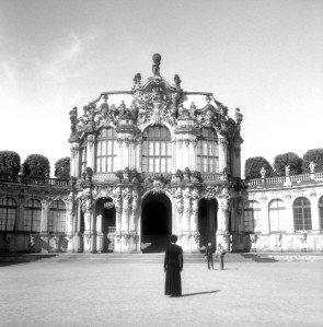 "Zwinger Palace (from ""The Museum Series""), 2006–present Digital chromogenic print. Courtesy the artist and Jack Shainman Gallery, New York"