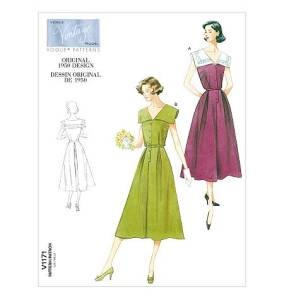 Vintage Vogue 1171 - A lovely early 1950s reprint pattern, it's simple, but can be made with so many different fabrics!